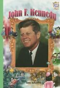 John F. Kennedy History Maker Bios By Jane Sutcliffe Excellent Condition