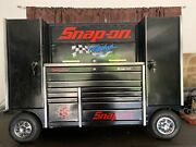Snap On Snapon Snap-on Small Pit Jewery Sample Box. Black Working Steering