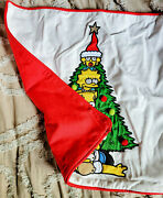 Pottery Barn Teen Christmas The Simpsonsandtrade Family Pillow Cover