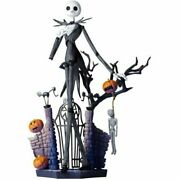 Nightmare Before Christmas Revoltech Scifi Super Poseable Action Figure 005 Jack