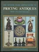 The Sotheby Parke Bernet Guide To Pricing Antiques From 25 By Ian Bennett
