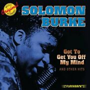 Solomon Burke - Got To Get You Off My Mind And Other Hits - Cd - Sealed/new