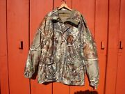 Cabela's - Realtree - Dry Plus - Jacket, Liner And Pants Set - Insulated - Silent