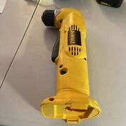 Dewalt Dw965 12v 3/8 Cordless Right Angle Drill W/ Charger, No Battery