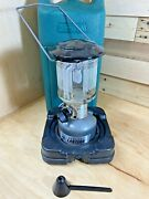 Coleman Dual Fuel Lantern - Model 226-70001/94 With Green Hard Shell Case
