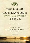 Nkjv Duck Commander Faith And Family Bible Hardcover By Thomas Nelson New