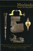 Murlands Antique Tool Value Guide By Tony Murland Mint Condition