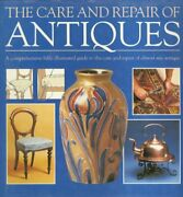 Care And Repair Of Antiques By Rh Value Publishing - Hardcover