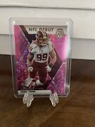 2020 Chase Young Mosaic Nfl Debut No Huddle Pink 11/20 Ssp Rookie