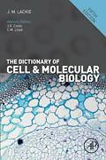 The Dictionary Of Cell And Molecular Biology By John M. Lackie Mint Condition