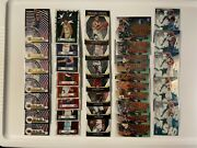 2020-21 Donruss Optic Lebron Giannis Curry Luka Huge Lot Of 37 Inserts