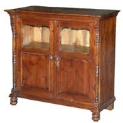 Small Rustic Cabinet Sideboard. 19th Century.....co986