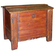 Late 18th Century Hope Chest Dowry Chest Blanket Box