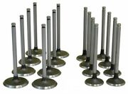 Ford 390 Intake Exhaust Valves 1961-76 Mercury 16 Valves Cougar Mustang