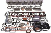 Perkins Engine Kit Diesel T4.236 Massey Ferguson Pistons Sleeves Bearings