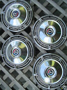Antique Vintage1968 68 Chevrolet Chevy Ss Chevelle Hubcaps Wheel Covers Wheels