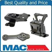 For 95-05 Cavalier New 3 Pc Motor Automatic Transmission Mount Metal Bracket