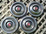 1966 Plymouth Fury Belvedere Satellite Hubcaps Wheels