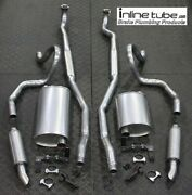 69 Gto Judge Ram Air 3 And 4 Complete Exhaust System At