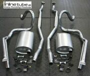 68 Gto Ho / Ram Air Complete Factory Exhaust System At