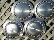 Ford Thunderbird Hubcaps Wheel Covers Center Caps Rims