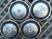77 78 79 Buick Electra Hubcaps Wheel Cover Center Caps