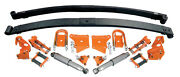Tci 35 36 37 38 39 40 41 Ford Pickup Parabolic Rear Leaf Spring Kit @