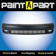 Fits 1998 1999andnbsptoyota Avalon Front Bumper Cover Premium Painted