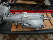 1969 Muncie M20 Real Gto Will Fit Vette, Camaro And Ss Cars M20transmission