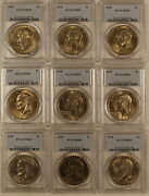1978 Eisenhower Ike Bu Dollar Coin Pcgs Ms-65 Price For One Coin Only