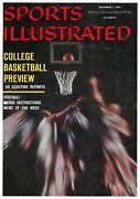 1959 College Basketball Preview No Label Sports Illustrated Ex