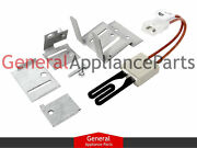 Gas Dryer Flat Igniter Replaces Ge General Electric Hotpoint We4x750 We04x0750