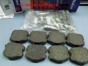 2006 2007 2008 -2013 Z06 Corvette Gm Rear Pads And Pins C6 Grand Sport 19153020