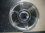 65 - 66 Ford Mustang Wheel Cover With Hub Cap / Center Cap 13 C4za-1130-f