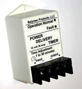 Balyntec Products - Marine Power Delivery Timer 12 V 30 Amp Pumpsblowers