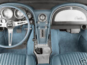 Complete A/c And Heater System W/ A6 1966 Corvette [cap-1066]