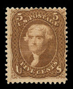 Momen Us Stamps 95 Mint Og Nh Pf And Weiss Certs Vf