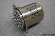 Struthers Dunn Relay Fc6-pb 26.5vdc Government Surplus 20 Pin