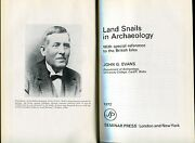Land Snails In Archaeology With Special Reference To The British Isles By...