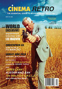 Cinema Retro 15 Man From Uncle The Helicopter Spies