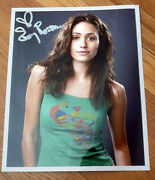 Shameless Sdcc 2012 Showtime Exclusive Limited Signed Glossy Photo Emmy Rossum