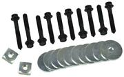 68-72 Chevelle Convert Frame To Body Mount Hardware 10 Bolts And Washers Set Kit