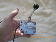 Lever Action Starter Solenoid For 4-speed Big Twins 1965-1986 And Softail 1984-88
