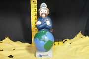 Pinkerton Security/detective Service 1992 21k Figurine Statue Hand Painted