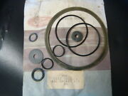 Nos 57 - 65 Ford Eaton Pump Power Steering Pump Seal And Gasket Kit C2sz-3b584-a
