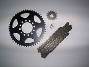 Yamaha Tw200 Tw 200 New Sprocket And Non O-ring Chain Set 14/45 1987 - 1994