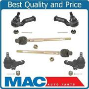 Ball Joints Tie Rod Ends All New For Mazda Mx5 Miata 90-03 With Manual Steering