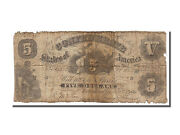 [152520] Confederate States Of America 5 Dollars 1861 Km 8 1861-07-25