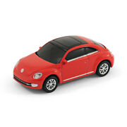 Vw Beetle And039new Shapeand039 Car Usb Memory Stick Flash Pen Drive 8gb - Red