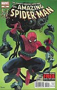 Amazing Spiderman 699 Sold Out 1st Print Cover Lead Up To 700 Last Issue Rare